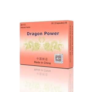 Tablete erectie rapida Dragon Power