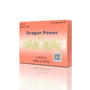 Tablete erectie rapida Dragon Power